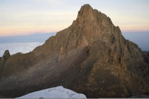 Day Trip Mount Kenya Climbing Sirimon Route