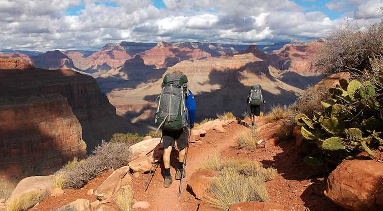 Backpackers Walking Trips