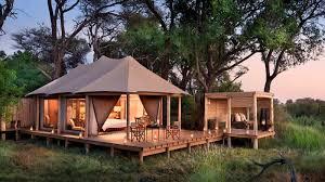 Luxury Tented Camp Safaris