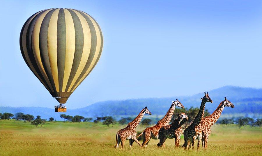 Serengeti Balloon Flights
